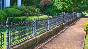 lovely fences